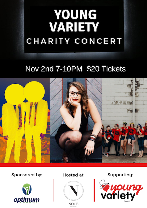 Young Variety Charity Concert - Event - Variety - The