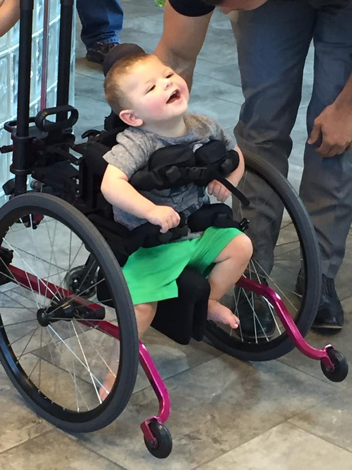 child gait trainer special needs