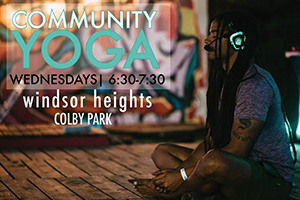 Good Vibes Yoga - Oct. 18